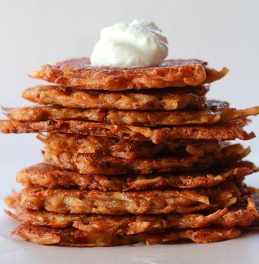Chipotle-Cheddar-Latkes