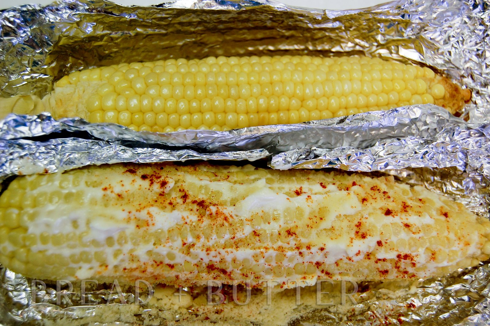 Parmesan Roasted Corn On The Cob Recipes — Dishmaps