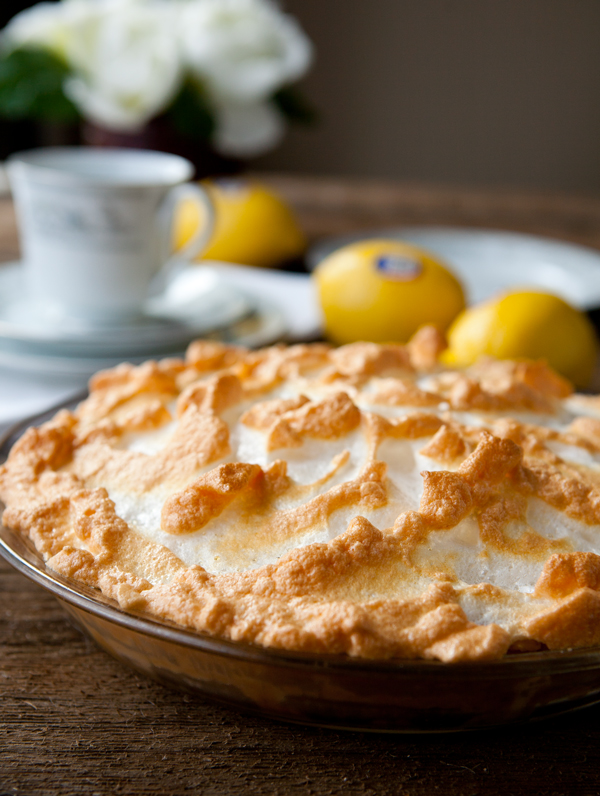 Quick & Easy Recipes – Homemade Lemon Meringue Pie