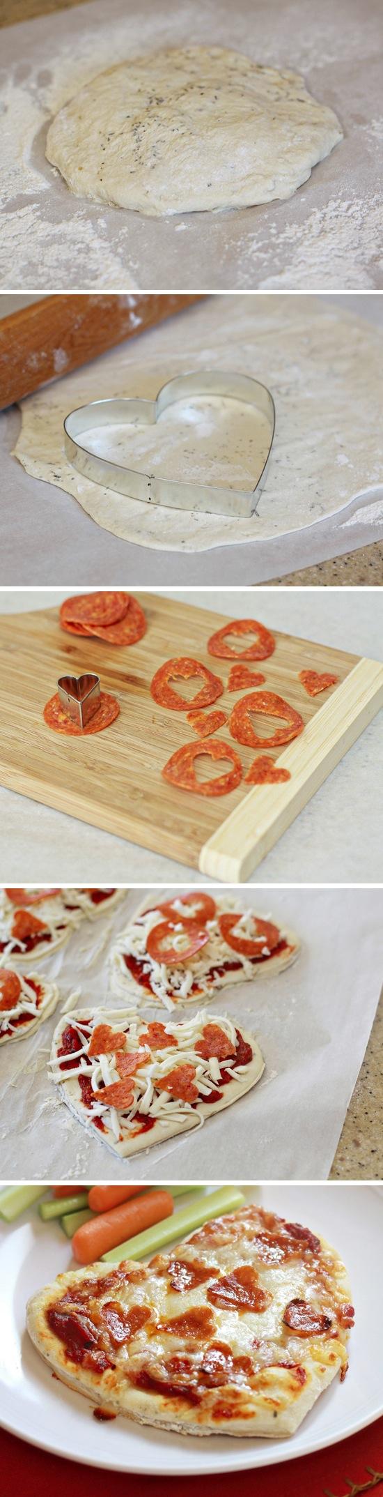 Homemade-Mini-Heart-Pizzas