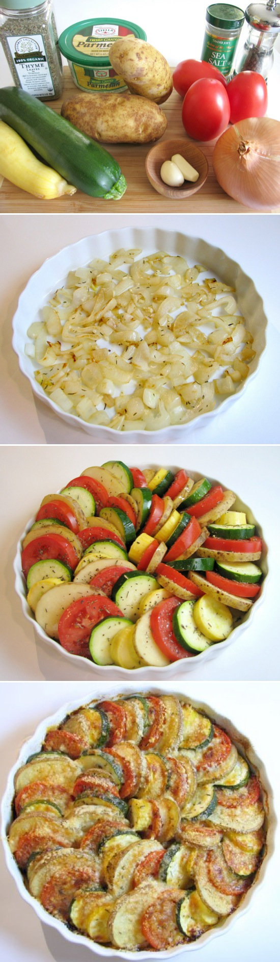 Vegetable Tian | Quick & Easy Recipes