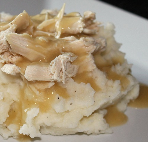 Crockpot-Chicken-and-Gravy