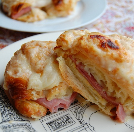 Croque-Monsieurs-with-Gruyere-and-Parmesan