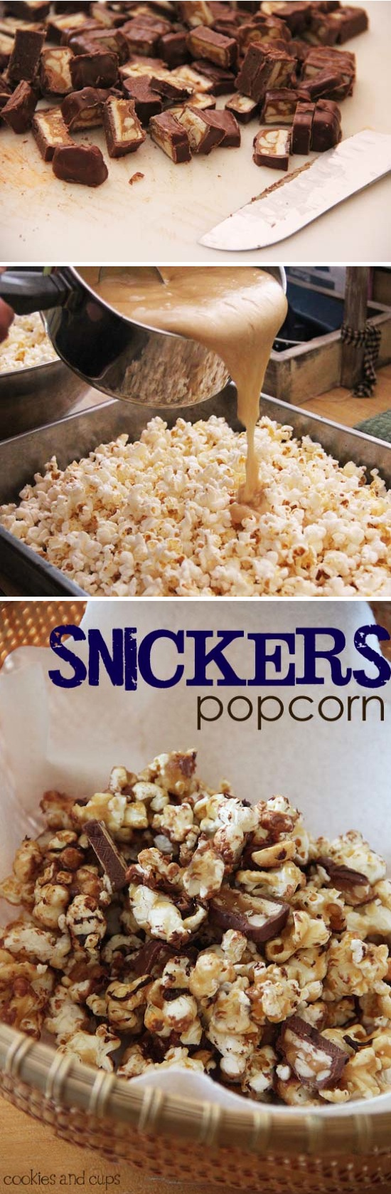 Snickers-Popcorn