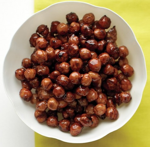 Candied-Spiced-Chickpeas