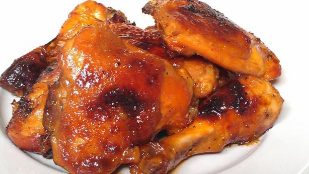 Caramelized Baked Chicken Legs/Wings | Quick & Easy Recipes
