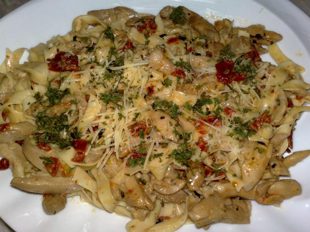 Quick & Easy Recipes – Creamy Cajun Chicken Pasta