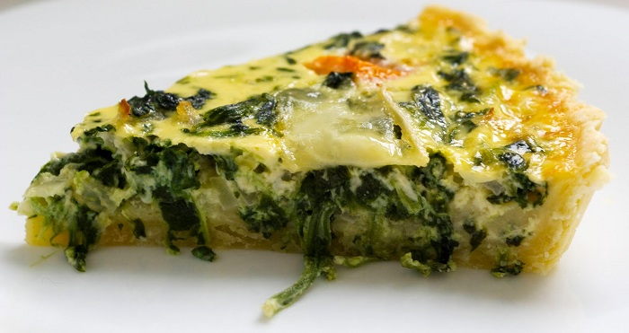 Green-Chile-Spinach-Quiche