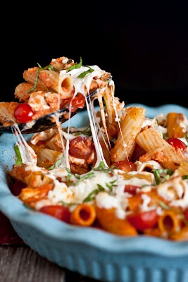 Grilled-Chicken-Caprese-Pasta