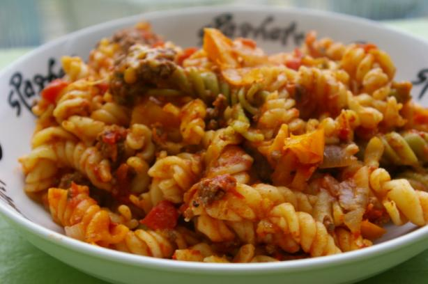 Baked-Ziti-With-Fire-Roasted-Tomatoes