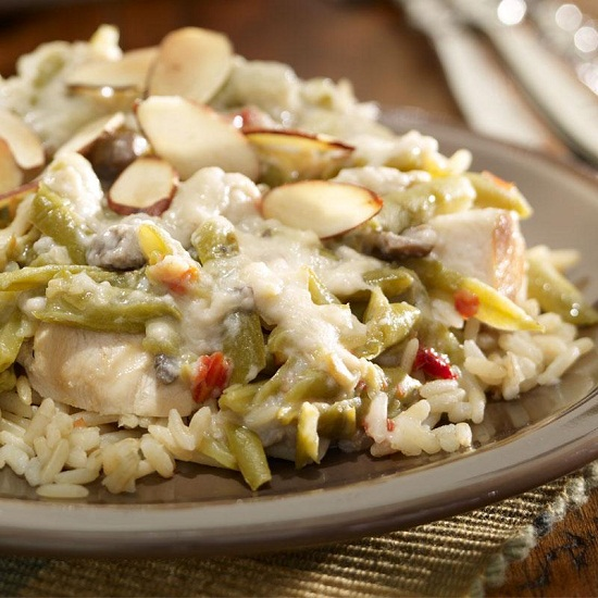 Chicken-and-Rice-Bake