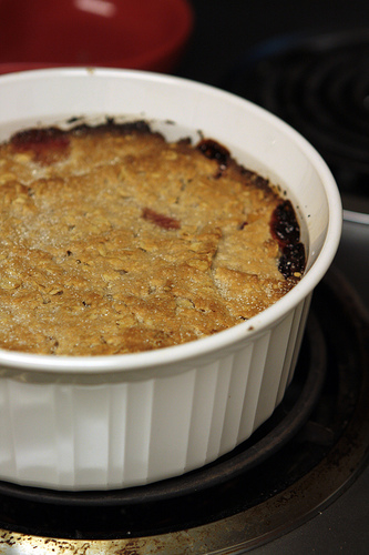 yummly peach plum and apricot crisp peach plum and apricot crisp ...