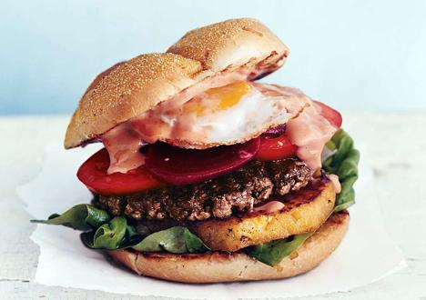 Aussie-Burger