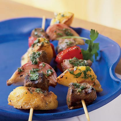 Grilled-Sirloin-Skewers