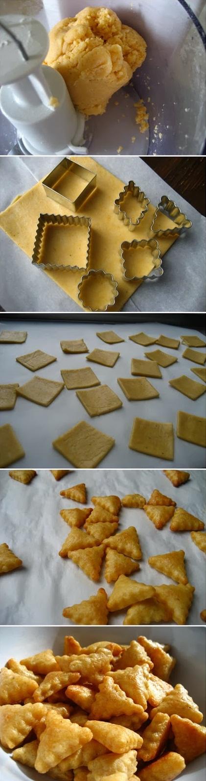 Cheddar-Crackers