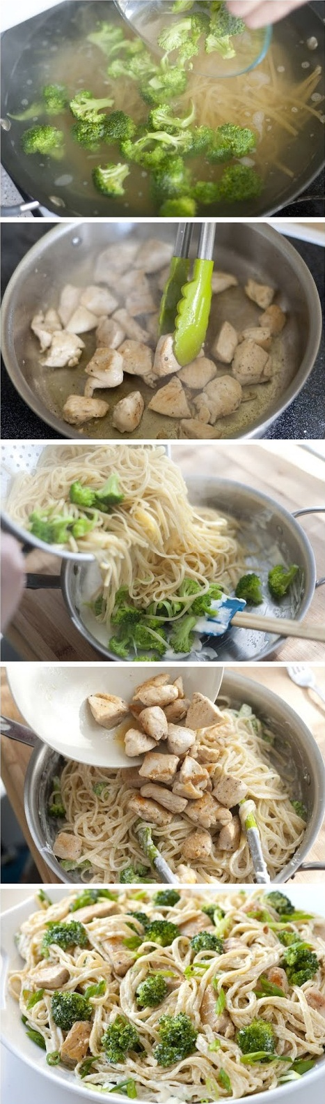 Quick & Easy Recipes – Creamy Miso Chicken Pasta