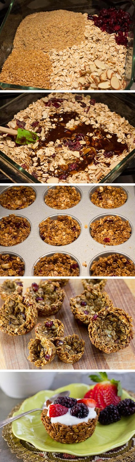 Morning-Time-Breakfast-Granola-Cups