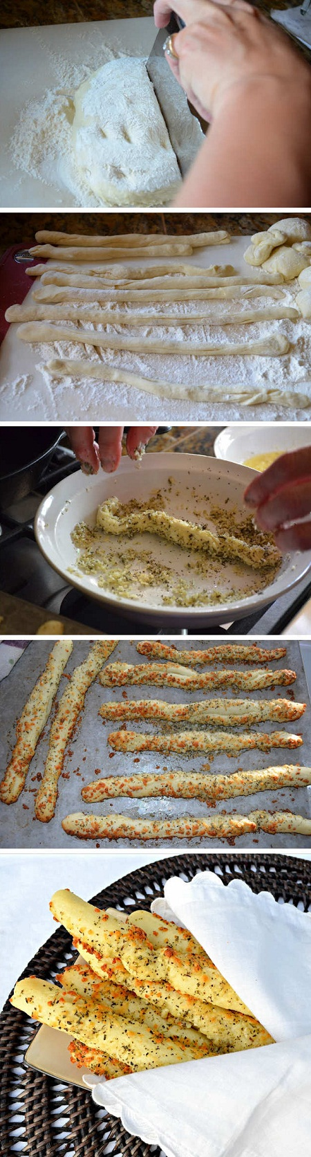 Easy-Cheesy-Garlic-And-Herb-Breadsticks