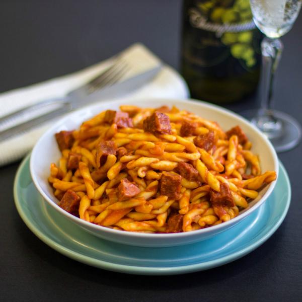 Italian-Bacon-Pasta