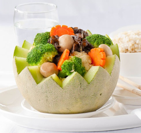 vegetable-stir-fry-with-melon