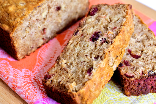 Cranberry-Farro-Quick-Bread