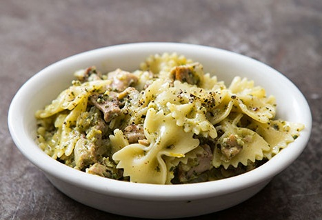 Lemon-Pesto-Turkey-Pasta