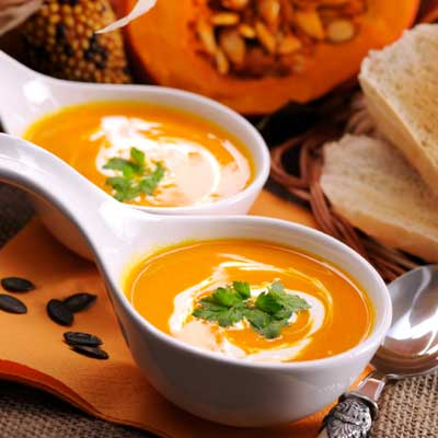 Pumpkin-Ginger-Soup