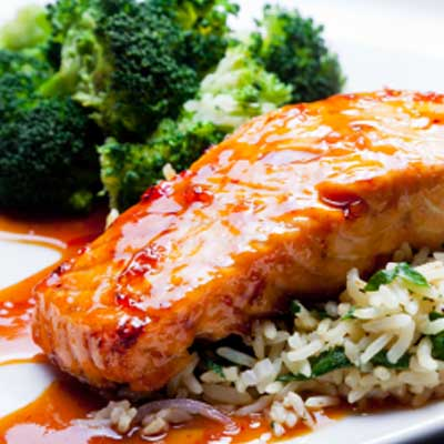 Teriyaki-Glazed-Salmon