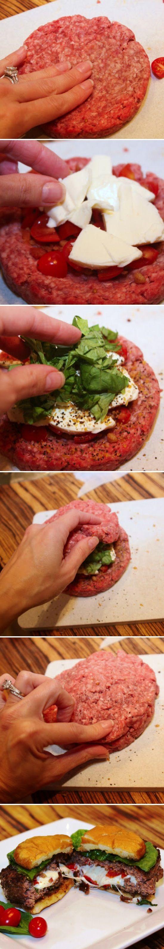 Caprese-Burger-Recipe