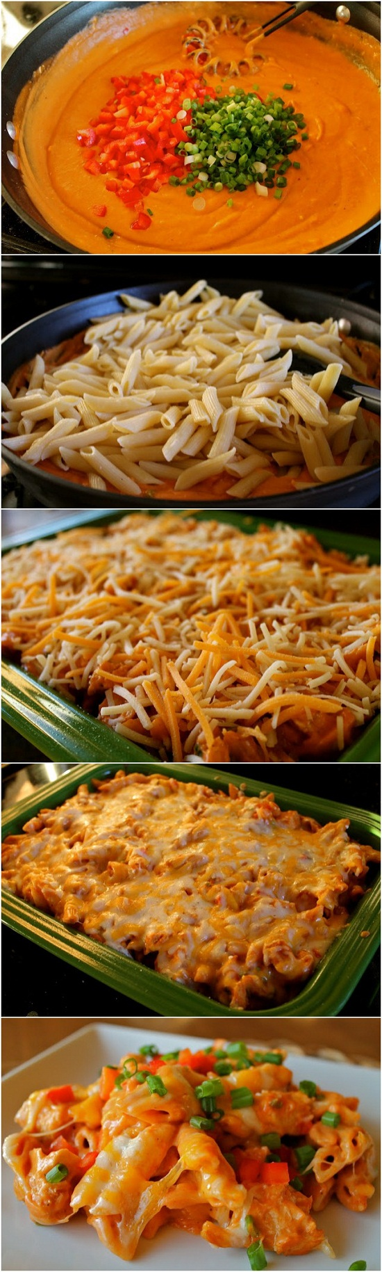 Cheesy-Chicken-Enchilada-Pasta-Recipe