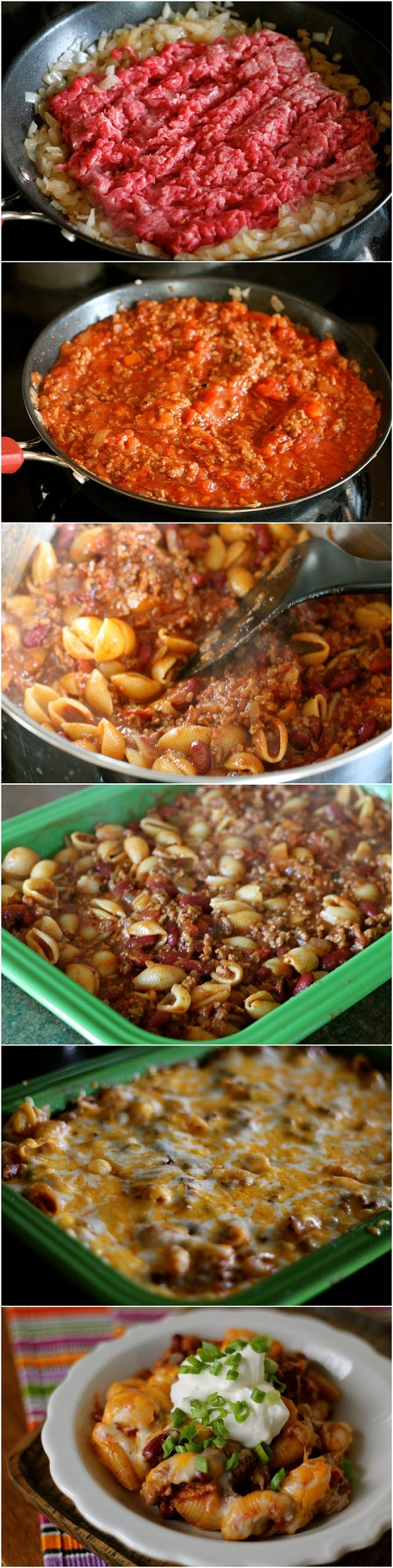 Chili-Pasta-Bake-Recipe