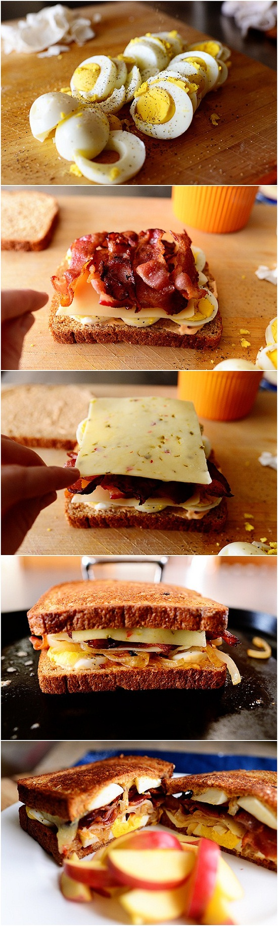 Ultimate Grilled Cheese Sandwich Recipe — Dishmaps
