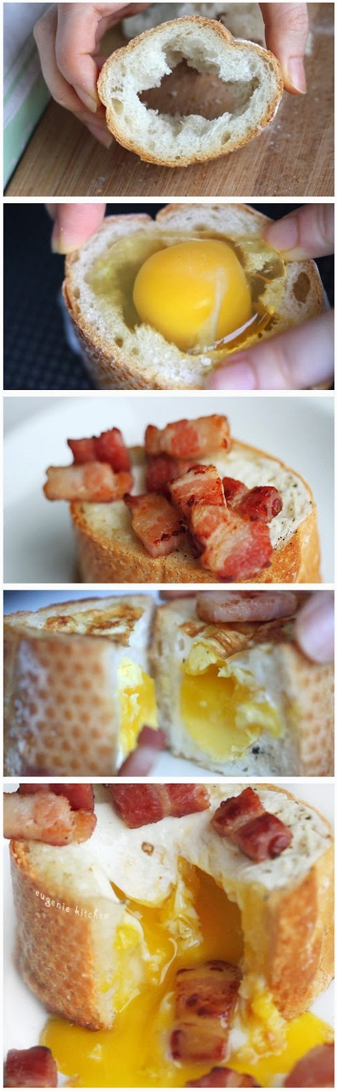 Egg-Bacon-Baguette-Breakfast-Recipe